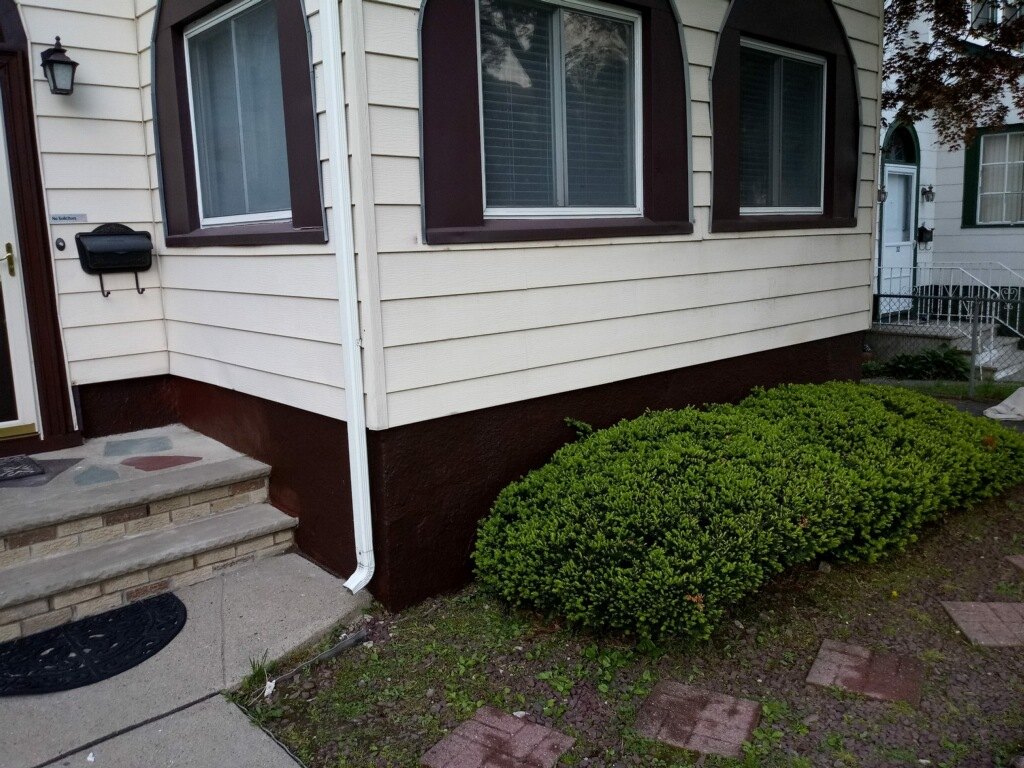 Repairing House Foundation And Paint In East Orange New Jersey New Jersey Roofing Maintenance
